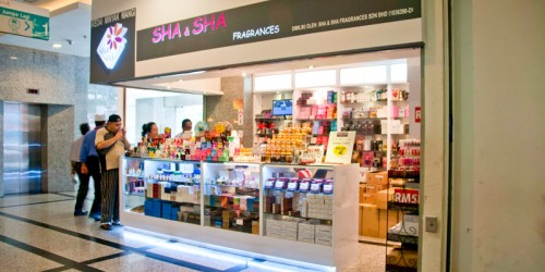 Sha & Sha Fragrances